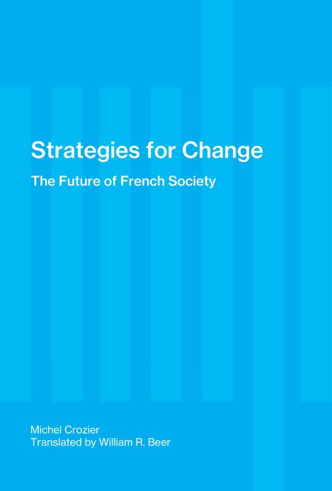 Strategies for change by Michel Crozier